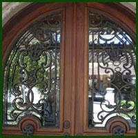 Wrought Iron Doors, San Francisco, CA