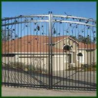 Fence  Gates in Los Angeles, CA - (213) 232-2222